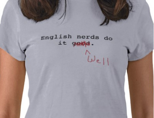 Three Rules of English that good copy frequently breaks (and why it's necessary to do so)