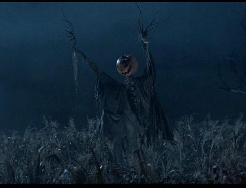 How to build a creepy Tim Burton Halloween scarecrow